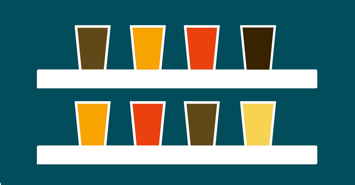 Grafika Craft Beer, piwo kraftowe, piwo rzemieślnicze, Warszawa, Warsaw