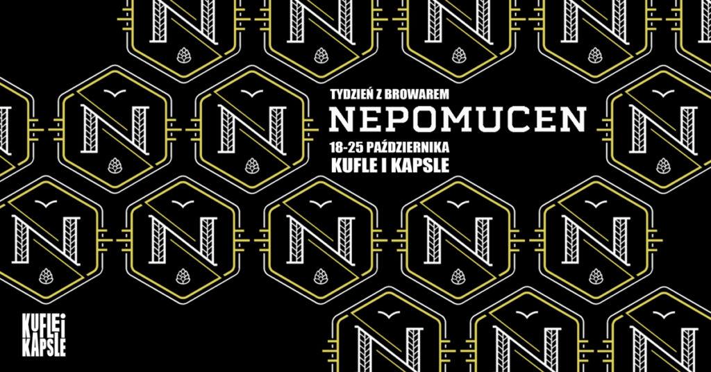 Nepomucen w Kufle i Kapsle craft beer pub Warsaw, Warszawa, piwo kraftowe, piwo rzemieślnicze